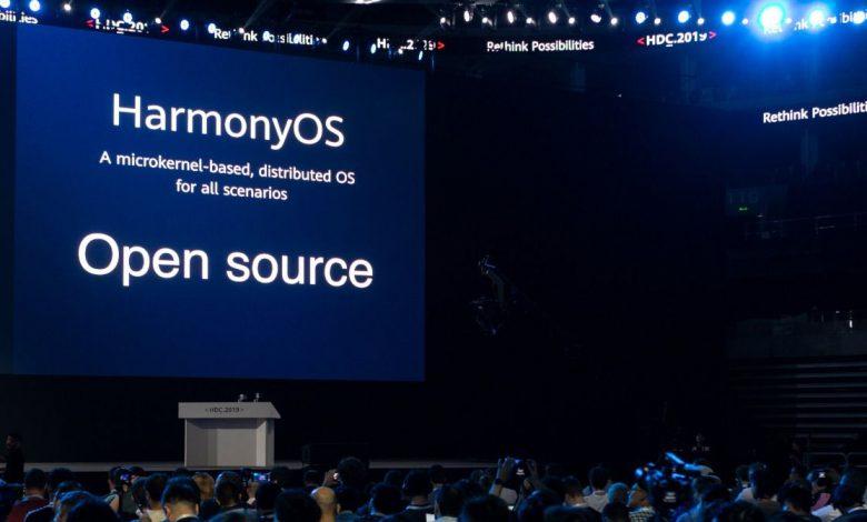 هوآوی از انتشار نسخه دوم سیستم عامل هارمونی خبر داد