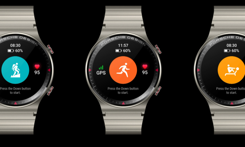 رونمایی هواوی از ساعت هوشمند GT2 پورشه دیزاین و عینک هوشمند جدید
