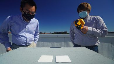 Photo of محققان نوعی رنگ سفید با خاصیت انعکاس 95.5 درصد نور خورشید ابداع کردهاند