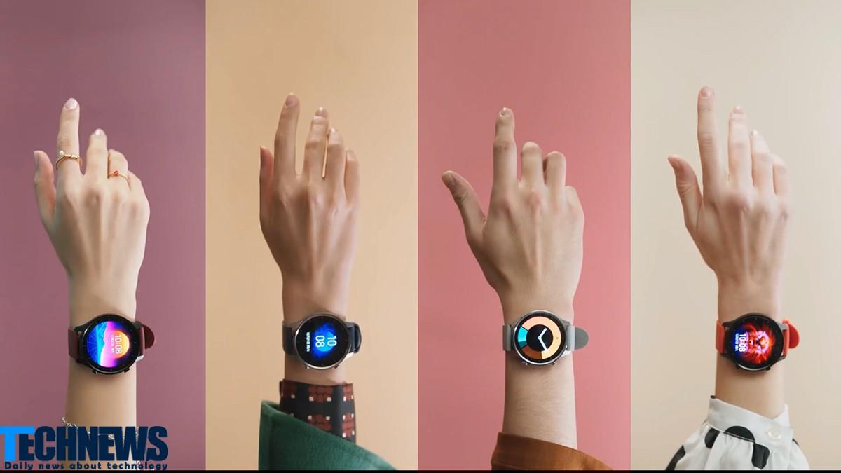 Photo of رونمایی شیائومی از نسخه اسپرت ساعت هوشمند می واچ کالر