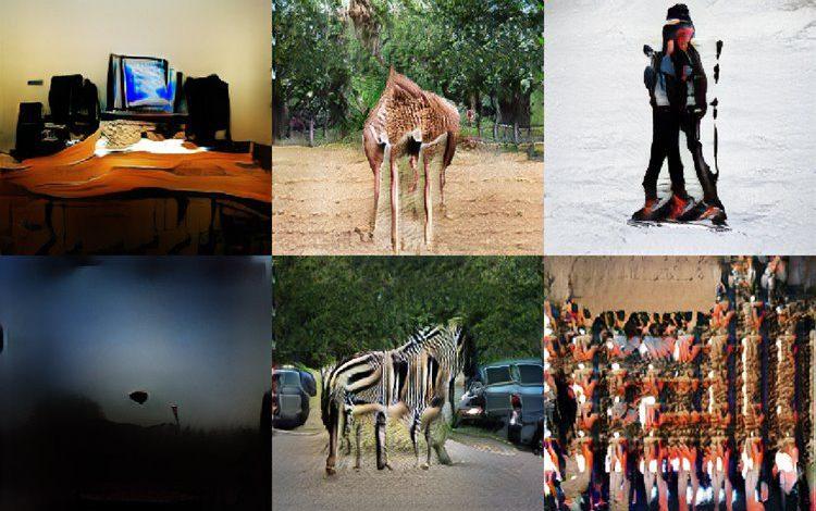 تولید تصویر بر اساس کپشن با استفاده از هوش مصنوعی