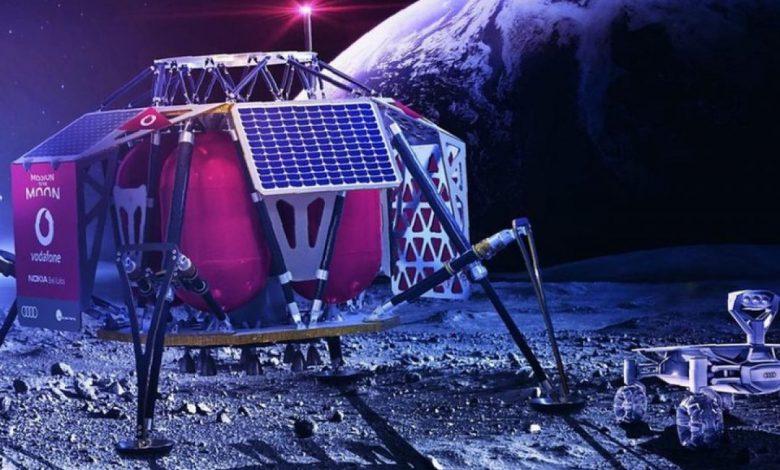 تجهیز ماه به اینترنت 4G LTE توسط نوکیا و ناسا