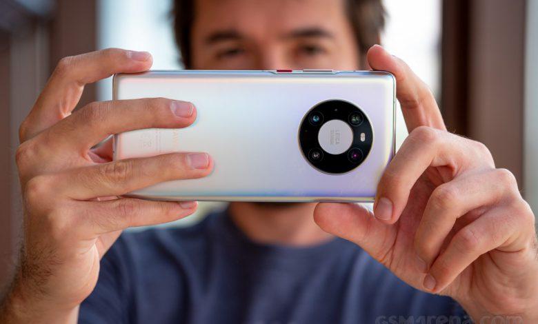 قرارگیری دوربین های اصلی و سلفی میت ۴۰ پرو در جایگاه نخست Dxomark