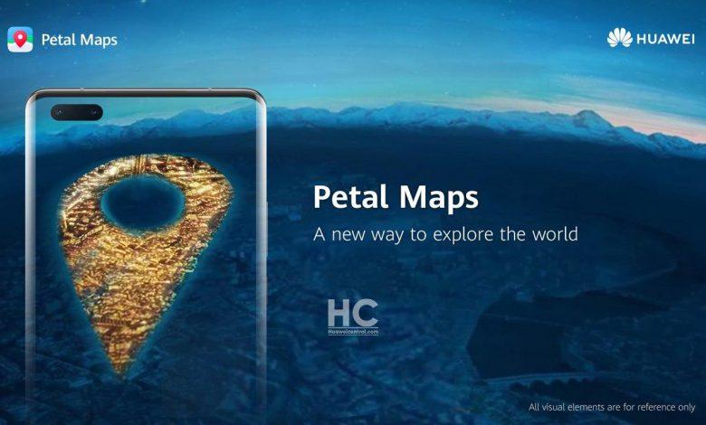 پتال مپس و پتال داکس؛ سرویس های نقشه و مسیریاب هواوی