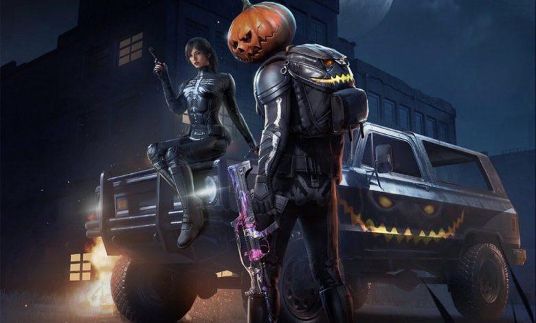 بازگشت دوباره زامبی ها به مناسبت هالووین در بازی پابجی موبایل