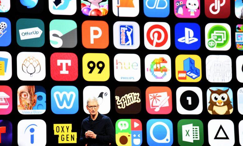 اضافه شدن برچسب حریم خصوصی به کلیه اپ ها توسط اپل