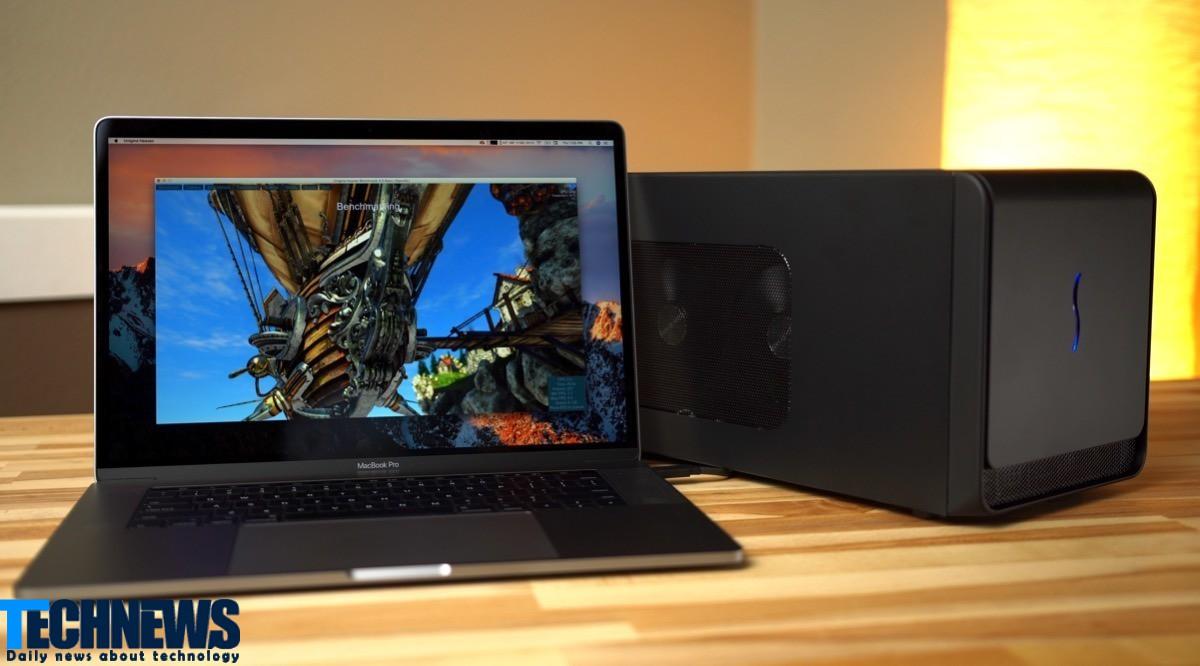 Photo of عدم پشتیبانی از کارت گرافیک اکسترنال در رایانه های مک مجهز به پردازنده M1