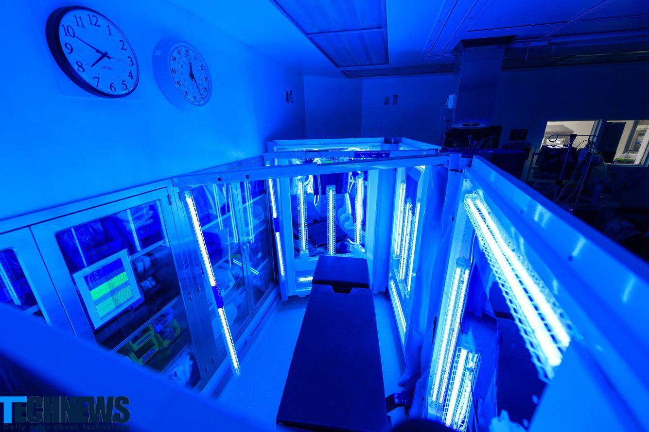 ضد عفونی کردن محیط با نور فرابنفش باعث التهاب شدید قرنیه خواهد شد