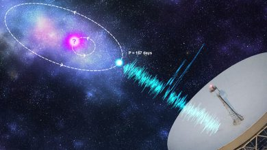 Photo of ستاره شناسان با کمک تلسکوپ رادیویی اولین ابر سیاره را شناسایی کردند