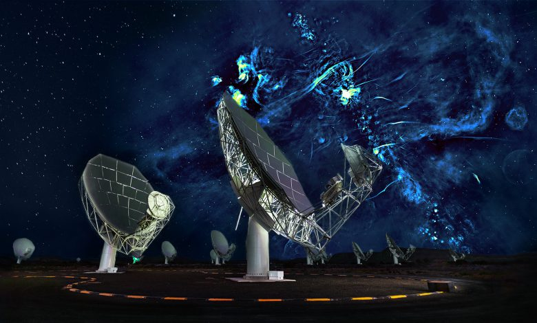 تشخیص منبع فوران های رادیویی سریع در کهکشان راه شیری