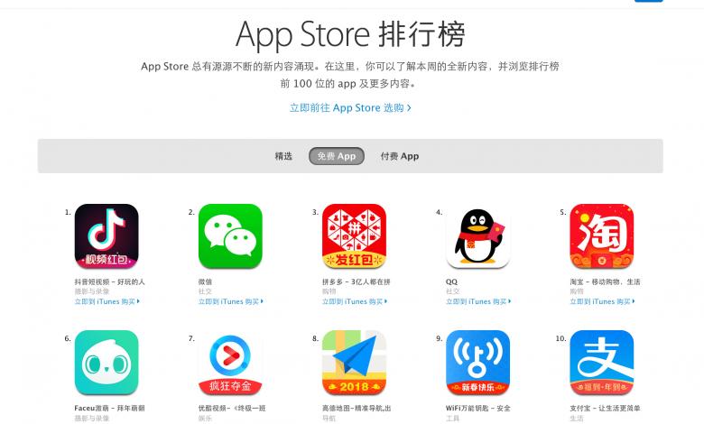 اپل برای رعایت قوانین دولت چین بازی های بیشتری را از اپ استور این کشور حذف می کند