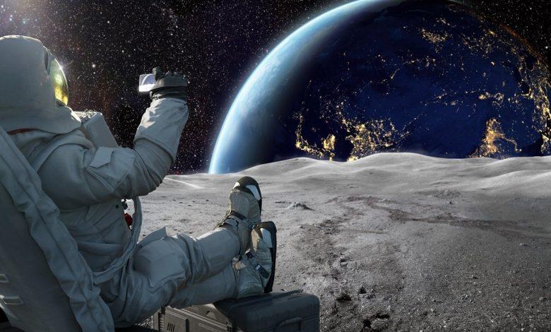 نگرانی ستاره شناسان از برقراری شبکه اینترنت 4G روی ماه