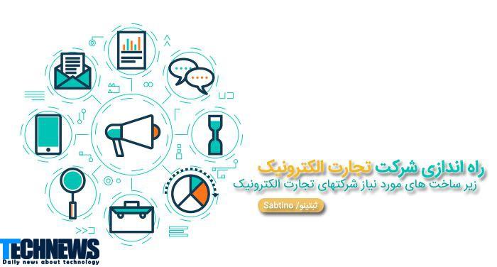 شرایط ثبت شرکت تجارت الکترونیک