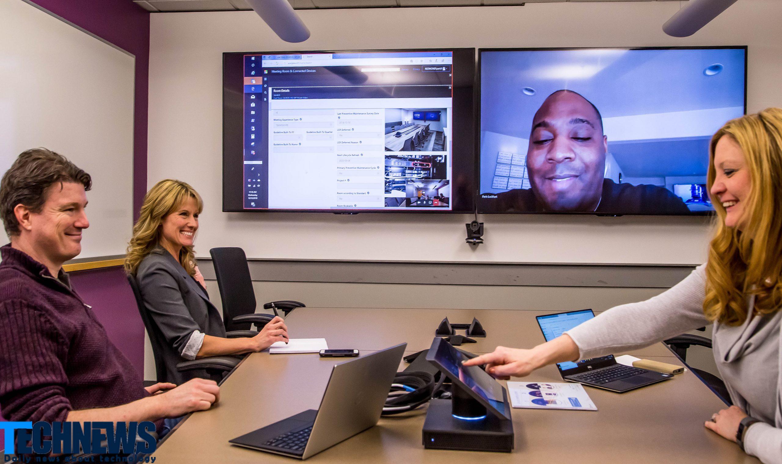 فناوری جدید مایکروسافت به جلسات آنلاین و رفتار شرکتکنندگان امتیاز میدهد