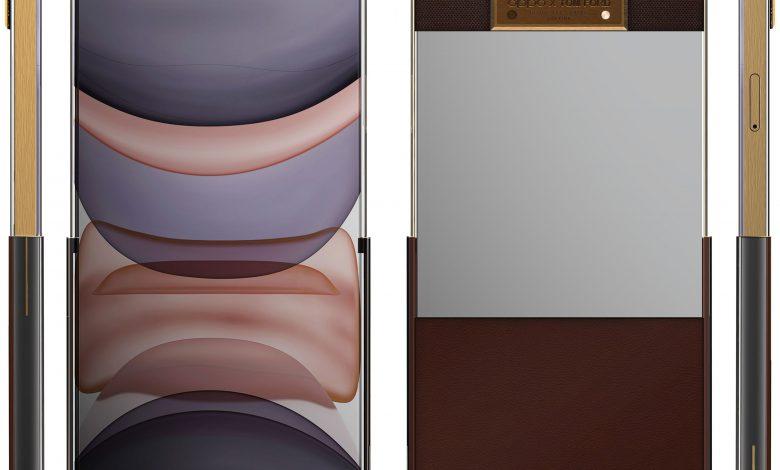 تصاویر جدیدی از گوشی جدید اوپو با طراحی کشویی منتشر شد