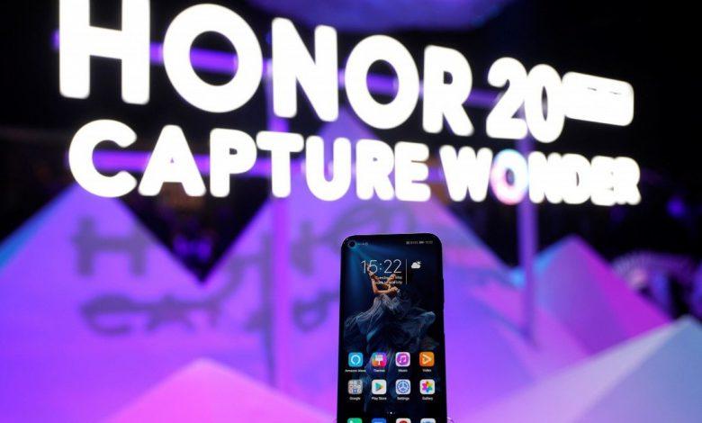 آنر اعلام کرد در سال جدید میلادی صد میلیون گوشی عرضه خواهد کرد