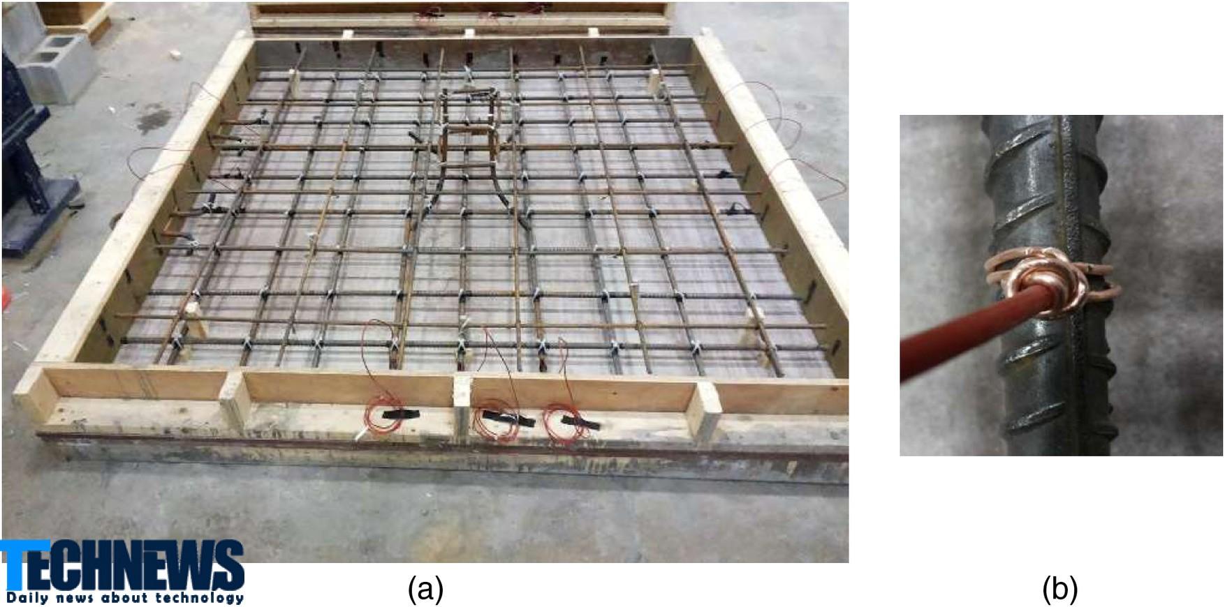 ساخت حسگرهای بتن سنج لحظه ای که میتواند ساختن یک ساختمان را چندین ماه تسریع کند