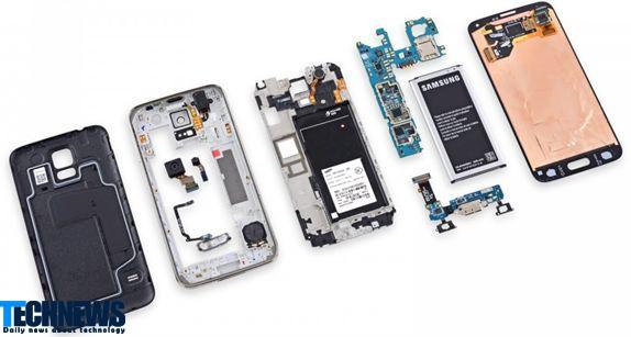 قطعات یدکی موبایل