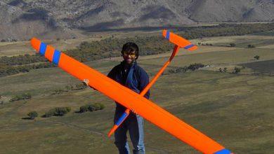 Photo of دستیابی به سرعت ۸۸۱ کیلومتر در ساعت توسط هواپیمای کنترلی بدون موتور