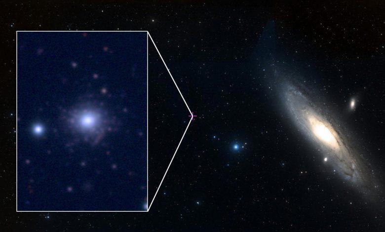 ستاره شناسان موفق به کشف یک ابر خوشه کهکشانی جدید شدند