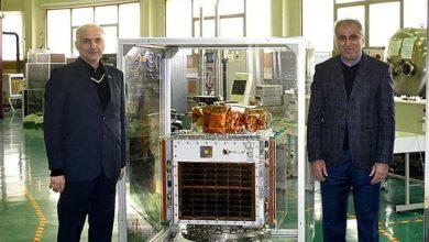 Photo of اتمام آزمایشات ماهواره پارس ۱ و تحویل آن به سازمان فضایی ایران
