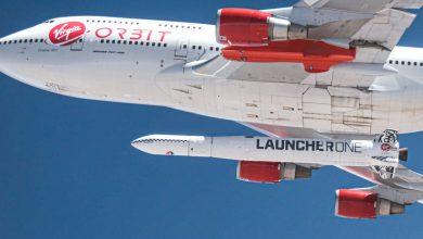 Photo of دومین پرتاب شرکت ویرجین اوربیت با کمک هواپیما با موفقیت انجام شد