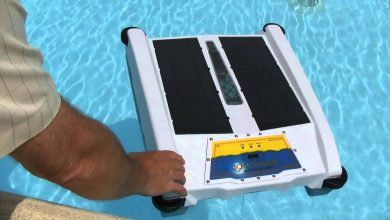 Photo of محققان نوعی ربات شناور برای پاکسازی استخرها طراحی کردند