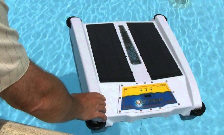 محققان نوعی ربات شناور برای پاکسازی استخرها طراحی کردند
