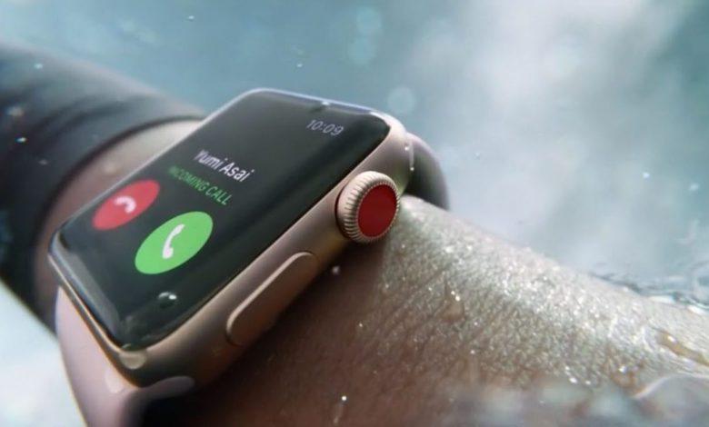 ساعت هوشمندی که می تواند میزان مصرف آب را مدیریت کند