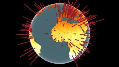 Photo of تغییرات طبیعی در اشعه ماورا بنفش بر گسترش شیوع کرونا تأثیر می گذارد