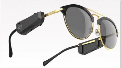 Photo of طرح جدید هدفونی که می تواند روی عینک نصب شود