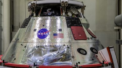 Photo of ناسا از آمادگی فضاپیمای اوریون برای سفر به ماه خبر داد