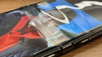 Photo of خرابی نمایشگر گوشی های تاشو سامسونگ در هوای سرد