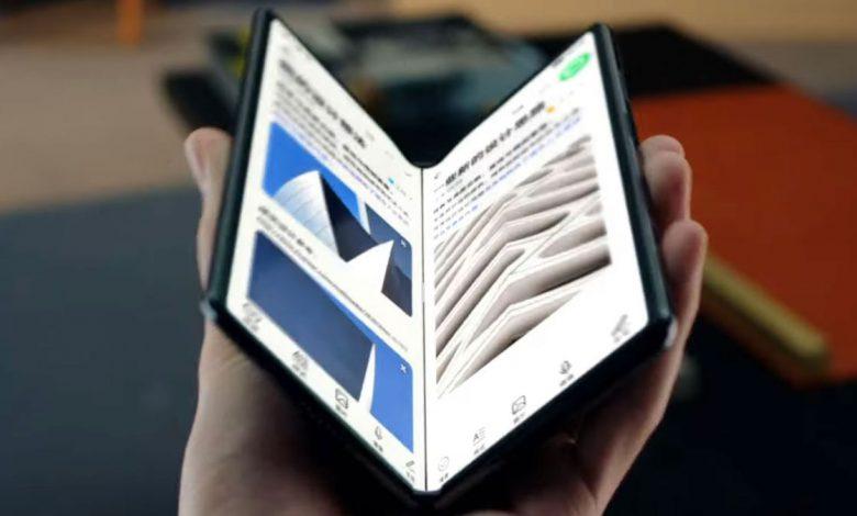 شرکت های چینی تولید کننده گوشیهای هوشمند به دنبال فناوری شیشه فوق العاده نازک در موبایل های تاشو