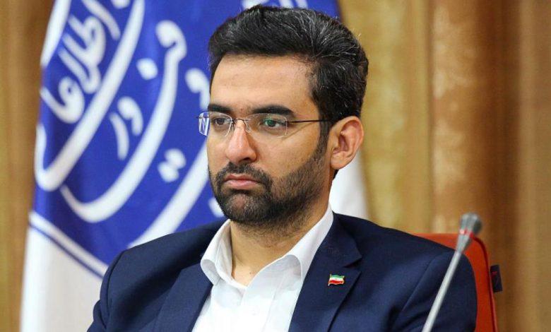 وزیر ارتباطات می گوید کلیه شهروندان ایرانی به اینترنت متصل هستند