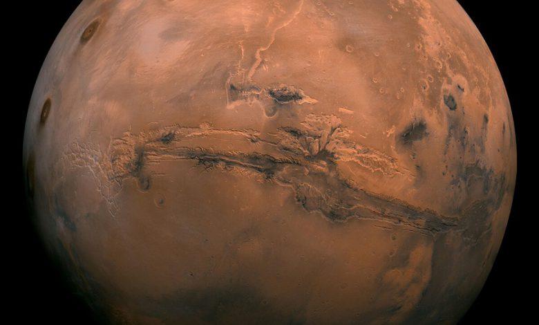 تعیین بهترین زمان برای سفر مریخ به فعالیت خورشیدی بستگی دارد