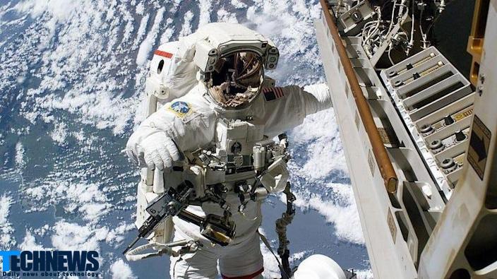 بحران تغییرات جوی زمین فضانوردان ایستگاه بین المللی را متاثر کرد