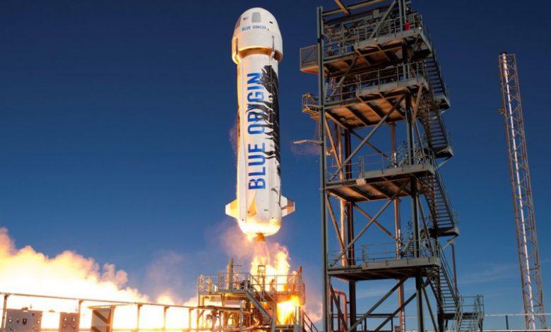 ۱۱ دستگاه تحقیقاتی ناسا توسط راکت نیوشپرد به فضا ارسال شد
