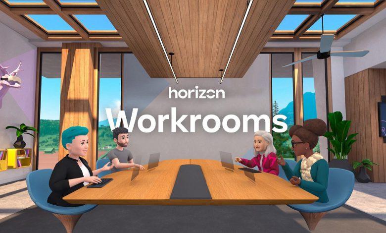 قابلیت جدید فیسبوک Horizon Workrooms برگزاری جلسات با واقعیت مجازی را ممکن میکند