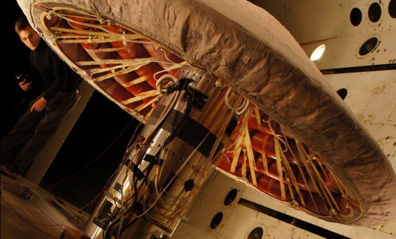 ناسا به زودی آزمایش سپر حرارتی خود را در پرواز مداری انجام خواهد داد