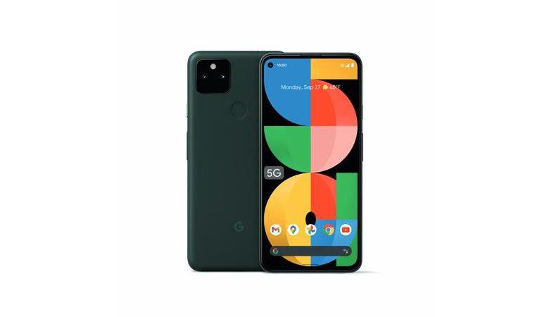 گوشی پیکسل 5a گوگل با قابلیت 5G رونمایی شد
