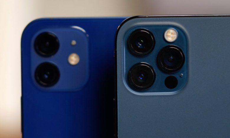 روش جدید مونتاژ دوربین آیفون برای کاهش هزینه ها
