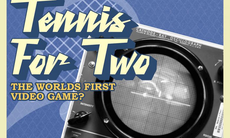 سازنده اولین بمب هسته ای خالق اولین بازی ویدیویی دنیا بوده است