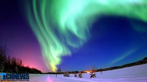 دلیل علمی تولید شفق های قطبی توسط محققان تایید شد