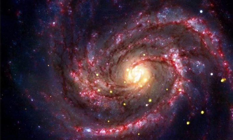 حفره بزرگ کهکشان راه شیری در نتیجه یک انفجار ابرنواختری به وجود آمد