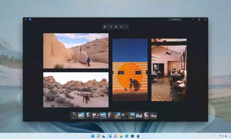 مایکروسافت در حال کار روی یک برنامه جدید فوتوز برای ویندوز ۱۱ است
