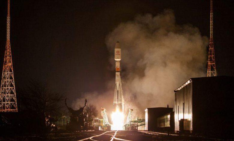وان وب ۳۴ ماهواره دیگر را از پایگاه قزاقستان به فضا ارسال کرد