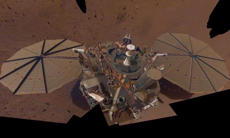 ثبت بزرگترین مریخ لرزه توسط سطح نشین اینسایت