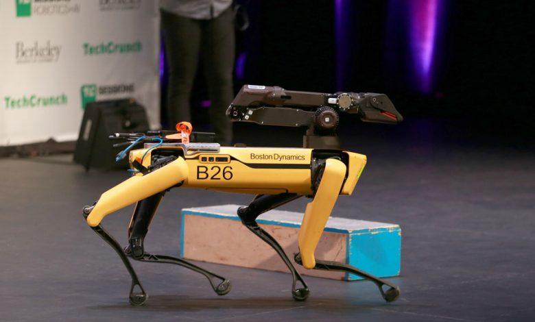 استفاده از ربات های همه کاره بوستون داینامیکس در حوزه صنعت